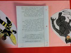 compare contrast essay superheroes