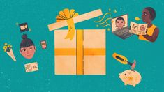 The buy-nothing gift guide that will get you through 2021 Singles Online, Household Chores, Gift List, Flower Delivery, Gift Guide, Make It Yourself, Gifts, Holidays