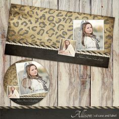 Allison templates by My Lil' Creations