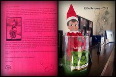Elf on the Shelf - Letter Arrival