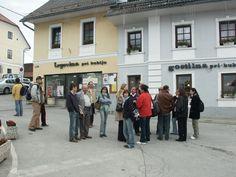 The ETCAEH- ARCHEOSITES Workshop in Ljubljana in 2006