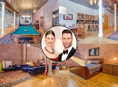 Adam Levine, Behati Prinsloo, Real Estate