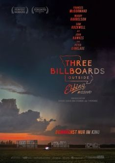 Shop Three Billboards Outside Ebbing, Missouri [Original Motion Picture Soundtrack] [CD] at Best Buy. Find low everyday prices and buy online for delivery or in-store pick-up. New Movies, Good Movies, Movies Online, Toronto, Missouri, Martin Mcdonagh, Peru Ecuador, Buzzfeed Community, Drama