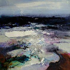 Tide Coming In by Patricia Sadler