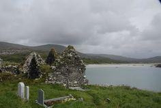 Abbey Island, Derrynane Beach, Ring of Kerry, Ireland