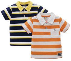 3265ead725ff4 Modelagem de camisa pólo para crianças de 2 a 14 anos. Um modelo unisex.