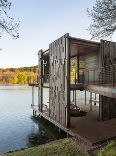 Bunny Run Boat Dock / Andersson-Wise Architects