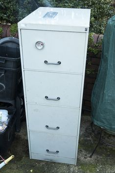 Yes, You Can Build a Smoker from a Filing Cabinet | Smoking ...