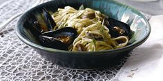 Linguine with Mussel