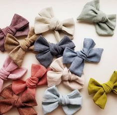 Ribbon Flower Tutorial, Hair Bow Tutorial, Ribbon Hair Bows, Diy Hair Bows, Ribbon Rose, Baby Girl Bows, Girls Bows, Bows For Babies, Fabric Bows