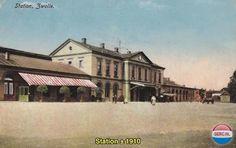 Station Zwolle (jaartal: 1910 tot 1920) - Foto's SERC