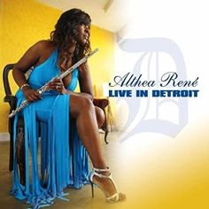Live in Detroit by Althea Rene | Althea Rene + 2015