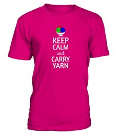"# Keep Calm and Carry Yarn T-Shirt Knitters Tee Crochet Tshirt .  Special Offer, not available in shops      Comes in a variety of styles and colours      Buy yours now before it is too late!      Secured payment via Visa / Mastercard / Amex / PayPal      How to place an order            Choose the model from the drop-down menu      Click on ""Buy it now""      Choose the size and the quantity      Add your delivery address and bank details      And that's it!      Tags: Knitting, Crocheting…"