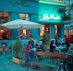 Cafe Menta Restaurants, Outdoor Decor, Home Decor, Mint, Food And Drinks, Decoration Home, Room Decor, Restaurant, Home Interior Design