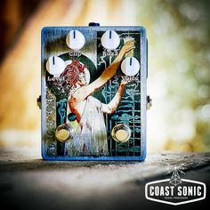 We're down to the last one of these FuzzHugger Effects AB-Synth Fuzz's. Unlike anything you've played, this Fuzz is in it's own sonic world. Everything from smooth and rich to wild synth-like tones, oscillation madness and octave fatness. If you were hunting for something truly inspiring, grab it before it's gone.
