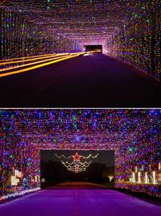 Prairie Lights is Texas's premier holiday drive-through park, featuring more than 4 million lights along the shores of beautiful Lynn Creek Park on Joe Pool Lake in Grand Prairie. Visitors will be amazed by the world's longest light tunnel and the Holiday Village out-of-car experiences that will make this Christmas season one to remember!