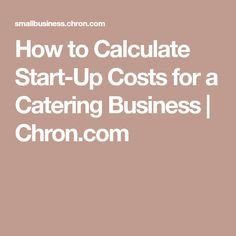 start up costs for a bar