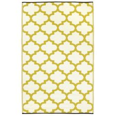 Found it at Wayfair.co.uk - Tangier Hand-Woven Bright Yellow Indoor/Outdoor Area…