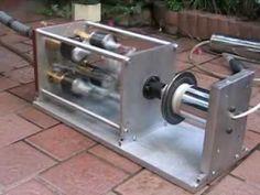 New Steam Engines! - Tronjon Power Generators