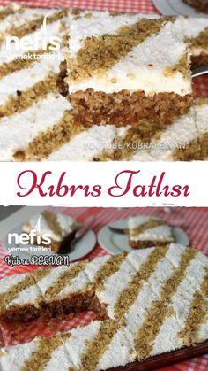 How to make Cyprus Dessert (Video) Recipe? Yummy Recipes, Yummy Food, Turkish Recipes, Ethnic Recipes, Mini Cheesecakes, Homemade Beauty Products, Cyprus, Tiramisu, Sweets