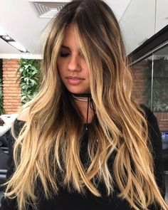 Brown Hair Balayage, Balayage Brunette, Ombre Hair, Blonde Hair, Spring Hairstyles, Pretty Hairstyles, Surf Hair, Golden Hair, How To Make Hair