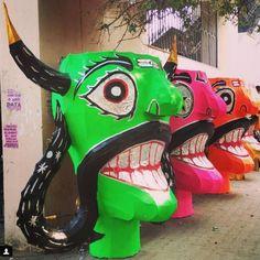 #Vijaydashmi | Ravana effigies get a crazy makeover this year!