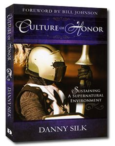 because it's God's heart and we need a culture of honor restored in our homes, schools, churches, nation
