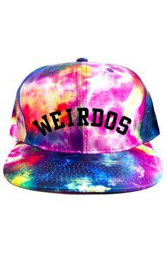 42cd232e3e6 All Cosmos Weirdos Snapback Hat Snapback Hats