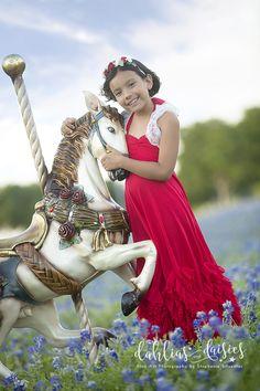 Dallas Family Photographer, bluebonnets, horse, doll cake dress, Dress Cake, Blue Bonnets, Dahlias, Family Photographer, Baby Kids, Daisy, Victorian, Doll, Horses