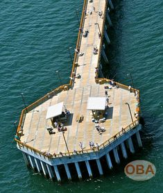 Gulf State Park Pier, Gulf Shores, Alabama
