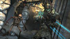 Imágenes de los feeders de Dead Space 3