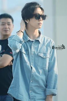 Yongguk #bap#leader love this look on him