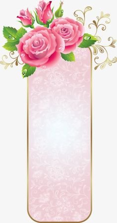 Rose border PNG and Clipart Black Texture Background, Frame Background, Marriage Photo Album, Beautiful Landscape Wallpaper, Rose Clipart, Boarders And Frames, Cute Wall Decor, Blue Nose Friends, Invitation Background