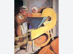 Untitled. Friedrich Ludwig (1895-1970). German, Symbols, Art, Deutsch, German Language, Icons, Kunst, Art Education, Artworks
