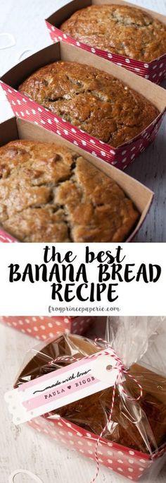 Best Banana Bread Recipe Ever