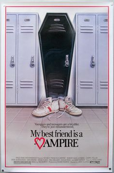 My Best Friend Is a Vampire (1987) Stars: Robert Sean Leonard, Evan Mirand, LeeAnne Locken, Cecilia Peck, Fannie Flagg, Evan Mirand, David Warner ~ Director: Jimmy Huston