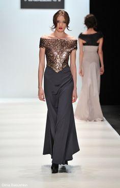 Anna Arbelina. (Moscow Fashion Week)