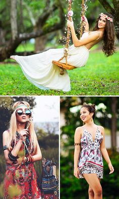 A little boho photo inspo! ✌️🌼 Tree-swing coming soon to Rolling Hills Ranch Event Venue! Senior Photography Poses, Portrait Photography, Un Book, Book 15 Anos, Victorian Photos, Foto Casual, Girl Photo Shoots, Latina Girls, Prom Photos