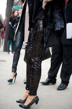 Lusting After Sequin Pants – The Aje. Boutique