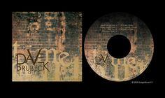 25 Typographic CD Cover Design Ideas
