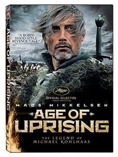 Mads Mikkelsen stars in director Arnaud des Pallieres' drama about a 16th-century horse merchant who walks away from his comfortable life and assembles a small army to fight injustice. MICHAEL KOHLHAA