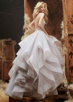 Mis Queridas Fashionistas: Wedding Hayley Paige Spring 2014