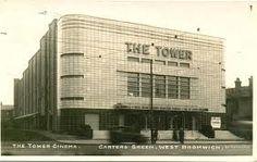 Tower cinema West Brom