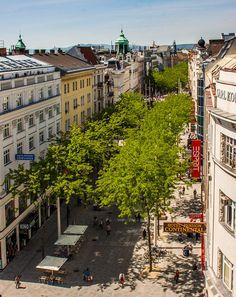 Stadtspaziergang Mariahilf | Stadtbekannt Wien | Das Wiener Online Magazin Heart Of Europe, Top Place, Vienna Austria, Most Beautiful Pictures, Around The Worlds, Street View, City, Places, Travel