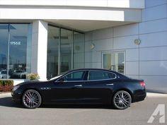 2015 Maserati Quattroporte GTS for Sale in Troy, Michigan Classified | AmericanListed.com