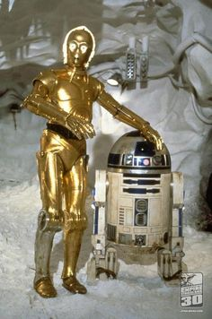 Those aren't the droids you're looking for...