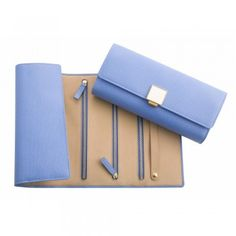 Smythson Large Jewelry Role, Blue Nile Collection £270