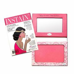 the Balm - Instain Blush via shades-of-pink.de