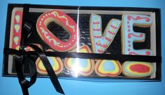 Valentine Biscuits Shortbread Biscuits, Vanilla, Presents, Touch, Luxury, Gifts, Gifs, Gift