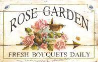 miniature printable=rose garden fresh bouquets daily.....